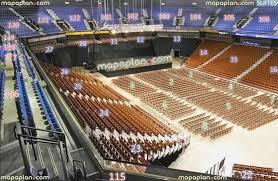 Mohegan Sun Arena Uncasville Ct Concert Seating Chart Mohegan Sun Arena