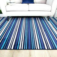 best of blue and white striped rug for prime stripe teal straight on large 1 modern navy blue striped rug awesome and white