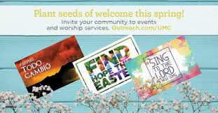 Plant Seeds Of Welcome With New Easter Resources For Local