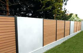 cost of new wood fence wood fence installation cost wood plastic composite fencing fence cost