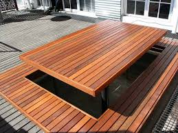 Wood Patio Designs Patio Wood Home Design Ideas And Inspiration
