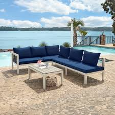 Grand Resort Seabrook Island 3pc Sectional