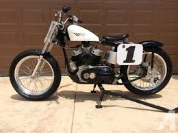 1962 harley davidson factory kr flat track race bike for sale in