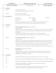 Architecture Resume Sample Architect Resume Template Free Word ...