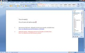 tips and tricks font and paragraph formatting in thomson endnote citation user define endnote citation style jpg 124 kb