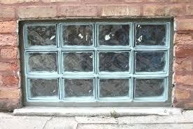 basement block window incredible block window basement glass block basement windows s