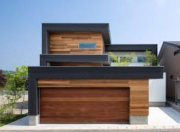 modern wood garage door. Modern Wood Garage Doors Door A