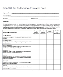 Employee Performance Review Template Photo Day Classy With Medium ...
