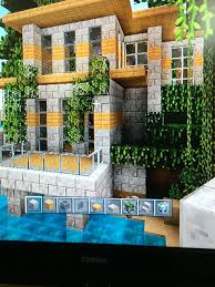 Sweet Minecraft House Designs Sweet Jungle Modern House Designed By Me In Minecraft
