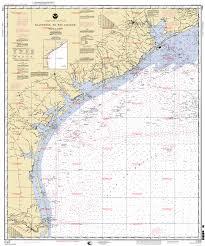 Mexico Navigation Charts Basic Coastal Navigation