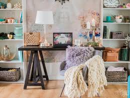 home office style. How To Style Your Home Office Desk Three Ways - Glam, Minimal Or Cozy!