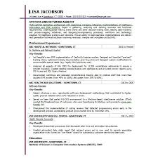Basic Resume Template Word 2010