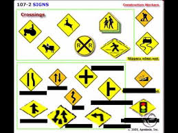 Learn Traffic Signs Rules Of The Road 7b