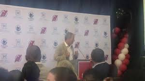 Nj Devils Co Owner Joshua Harris Addresses Kids Of Dream Newark