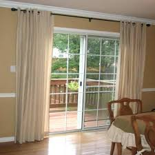 curtain ideas for sliding patio doors awesome insulated sliding glass door curtains image ideas patio