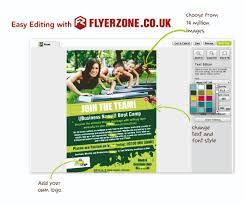 Design And Print Flyers And Leaflets For Fitness Instructors