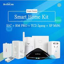 <b>Smart home Automation</b> Kit,<b>Broadlink S1</b>/<b>S1C</b> , <b>Broadlink</b> RM2 Rm ...