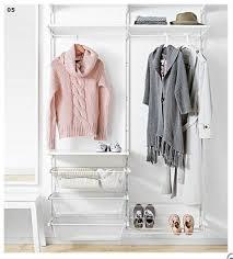 ALGOT Structurecorbeilles Filetbarre IKEA U2026  Pinteresu2026Ikea Closet Organizer Algot