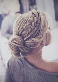 Zapletené účesy Pro Dlouhé Vlasy