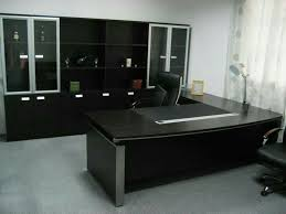office furniture design ideas. remarkable dark modern table and cabinets in executive office desk furniture design ideas m