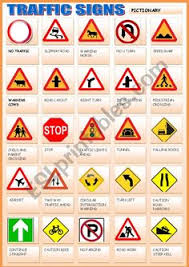 Nc Dmv Road Signs Chart 2019 Nc Dmv Traffic Sign Chart Best Picture Of Chart Anyimage Org