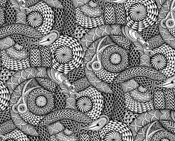 Intricate Patterns Fascinating Yehrin Tong Pikaland