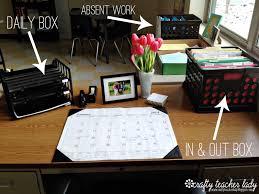 Desk Organization Top 25 Best Teacher Desk Organization Ideas On Pinterest