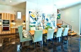 painting for dining room.  Room Dining Room Paintings Painting  A Stained Concrete Inside Painting For Dining Room C
