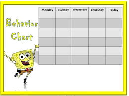 How To Create Effective Behavior Charts By Rachel Funnell