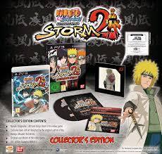 Amazon.com: Naruto Shippuden: Ultimate Ninja Storm 2 - Collector's Edition  - PlayStation 3 : Video Games