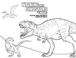 Small Picture Awesome Dinosaur Coloring Page Photos New Printable Coloring