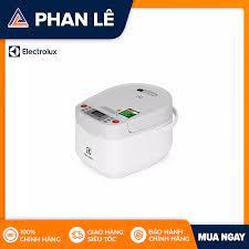 Nồi cơm điện điện tử Electrolux ERC6503W 1.2L (Trắng)