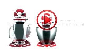Kitchenaid Stand Mixer Colors Jamesmore Co
