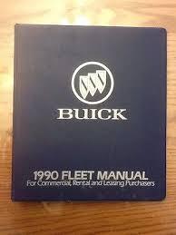 1989 buick reatta owners manual • 18 88 picclick 1990 buick reatta riviera etc fleet manual
