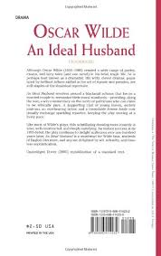 an ideal husband dover thrift editions oscar wilde  an ideal husband dover thrift editions oscar wilde 0800759414239 amazon com books