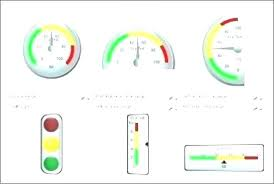 Excel 2007 Templates Free Download Excel Gauge Chart Template