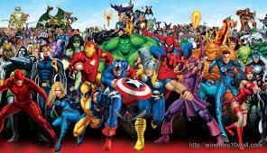 Marvel Heroes Widescreen Wallpaper ...