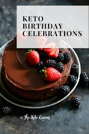 Making your own birthday cake has never been easier thanks to our collection of simple, yet impressive birthday cake recipes. Keto Birthday Celebrations The Keto Queens