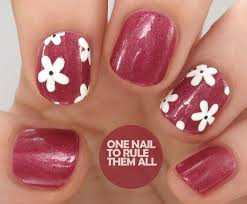 One Nail To Rule Them All: Barry M - Poppy Nail Art for ...