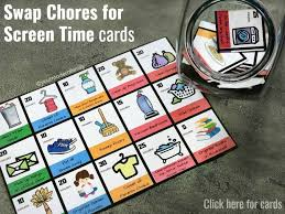 Chore Chart Voted 1 Makes Life Easier Kids Use It