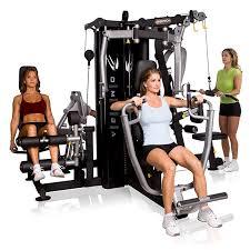 Batca Fitness Systems Omega 4 Multi Gym
