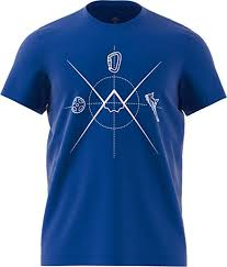 Adidas Men S Size Chart Clothing Adidas Outdoor Mens Ascend Tee At Amazon Mens Clothing Store