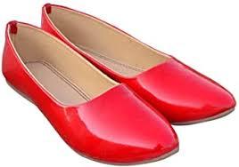 <b>Rubber Women's</b> Ballet Flats