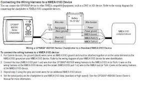 garmin 740s wiring schematic garmin discover your wiring diagram nmea wiring issue garmin 541s and uniden um380 page 1