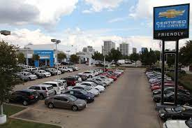 About Friendly Chevrolet Dallas Chevy Dealership