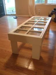 Instructables Coffee Table Coffee Table With Antique Windows 5 Steps With Pictures