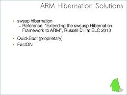 Resume Navigation Mesmerizing Resume From Hibernation Resumelayout