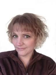 Diy Cut Color Edgy Blonde Ombré Short Choppy Layered Hair Style