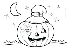 Coloring Pages Printables Halloween Kindergarten Coloring Pages