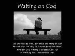 Quotes About Waiting On God Unique Daily Devotional Waiting Restlessness And Hope